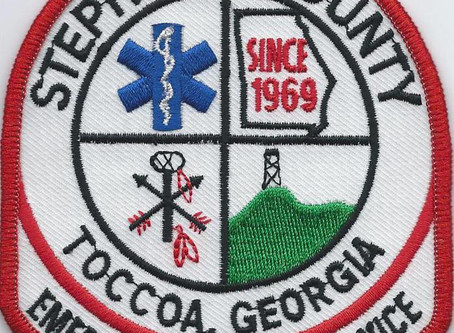 ConnectLocal recognizes the 30 dedicated members of the Stephens County EMS