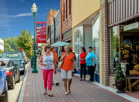Main Street Toccoa receives 2020 National Main Street Accreditation