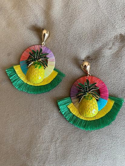 Pina Colada Earring