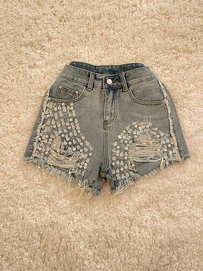 Karmine Shorts