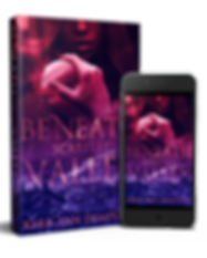 Beneath Scarlett Valley new paperback an