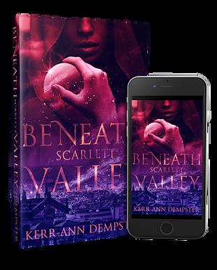Beneath Scarlett Valley new paperback an