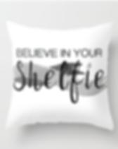 Believe in your Shelfie case