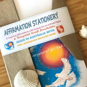 Affirmation Stationery