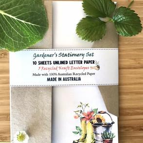 Gardener's Stationery Pack