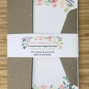 Bloom Eco Stationery Pack