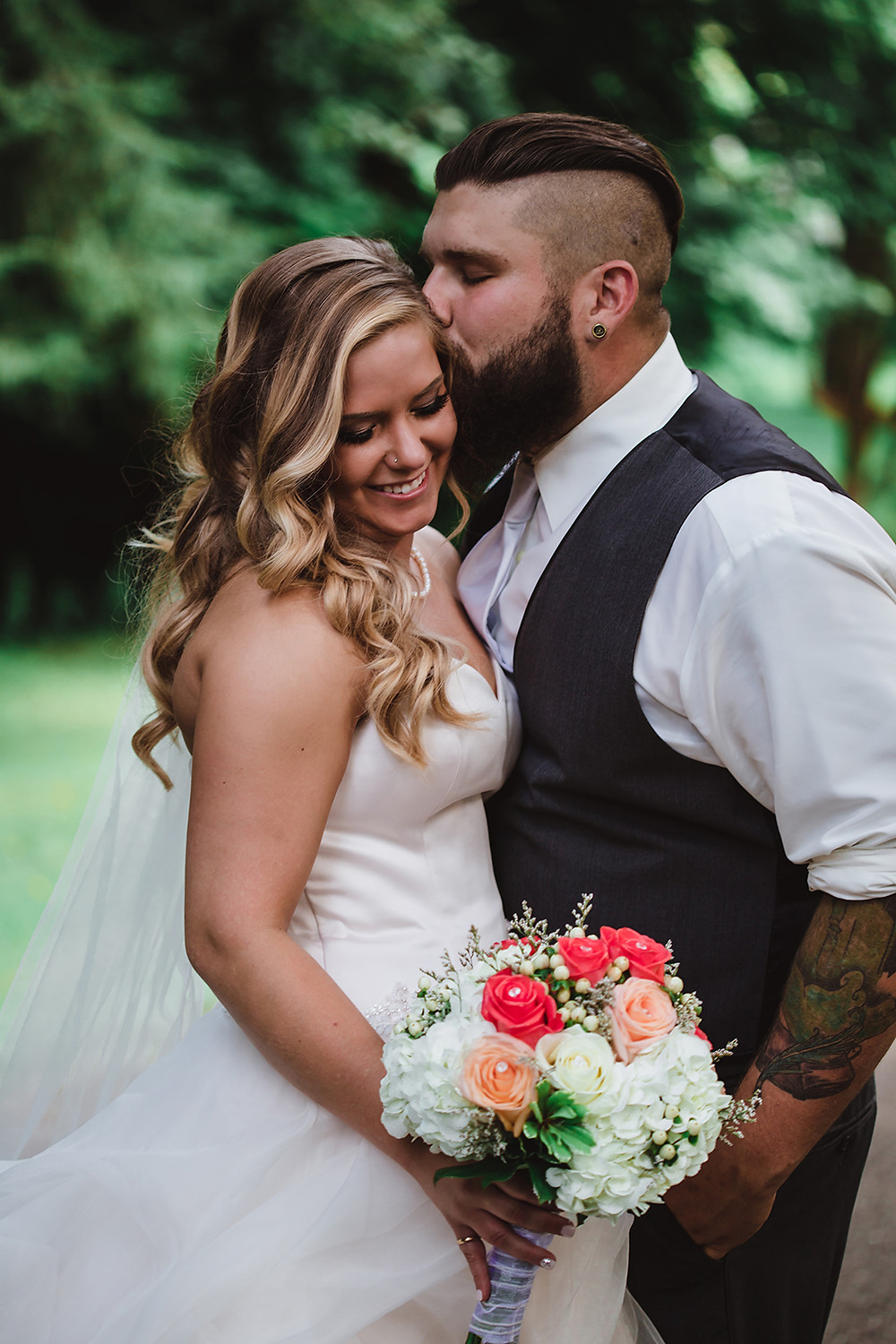 Steubenville wedding photographer | Cyn Davis Photography