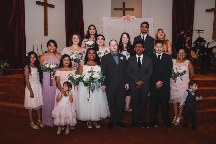YeseniaNic-Phoenix,AZ-Wedding-FirstBaptistChurchAvondale-Group