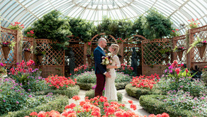 Russ & Nadine's Colorful Fairytale Wedding at Phipps Conservatory | Pittsburgh, PA