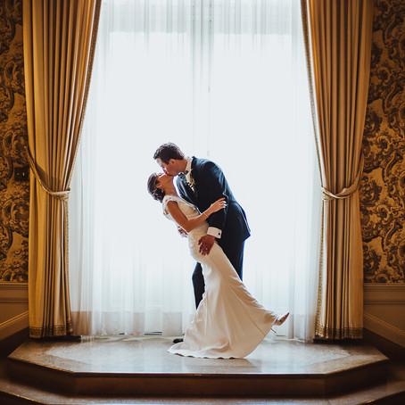 David + Julie | Twentieth Century Club | Pittsburgh Wedding