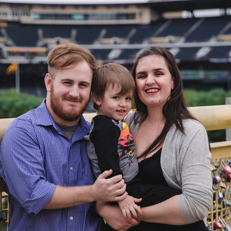 David & Amber: Love at PNC Park