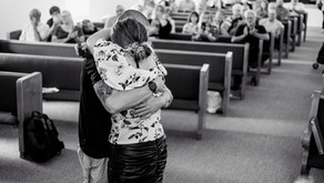 Amanda & Brett | Worship Service Proposal | Colliers, WV
