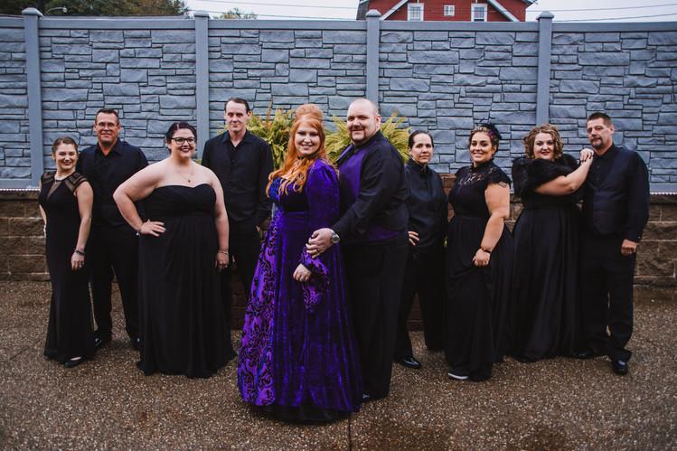 KatieBrad-Chester,WV-Wedding-Group