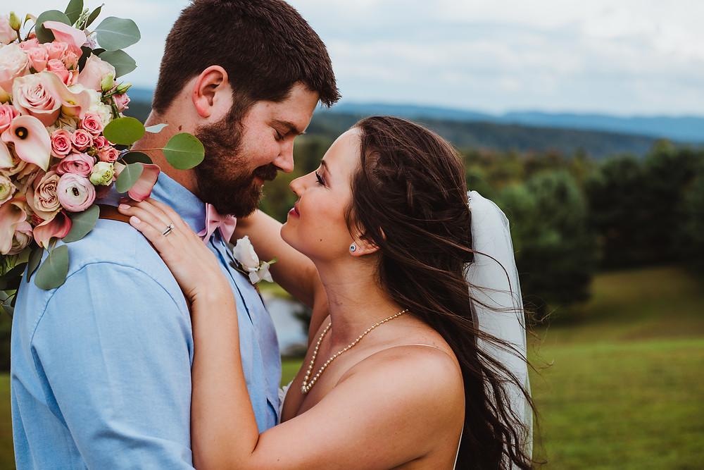 Dream Mountain Ranch Rustic Wedding in Albright, WV