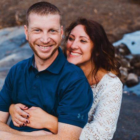 Kandice & Patrick   Fairmont, WV Engagement