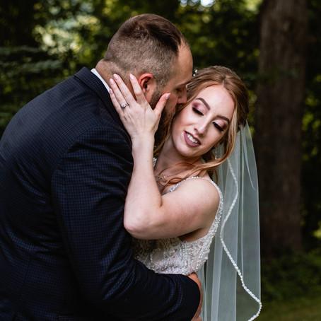 Devin + Lindsey | Community Park Wedding | Avonworth, PA