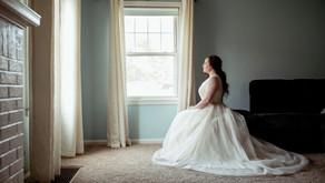 Soft and Romantic Bridal Portraits   Steubenville, OH