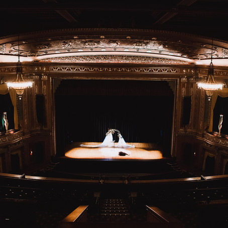 Michael + Sammie | Capitol Theatre Wedding in Wheeling, WV