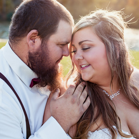 Katie + Mike's Rustic Wedding | Jefferson County Sportsman Club | Bloomingdale, OH