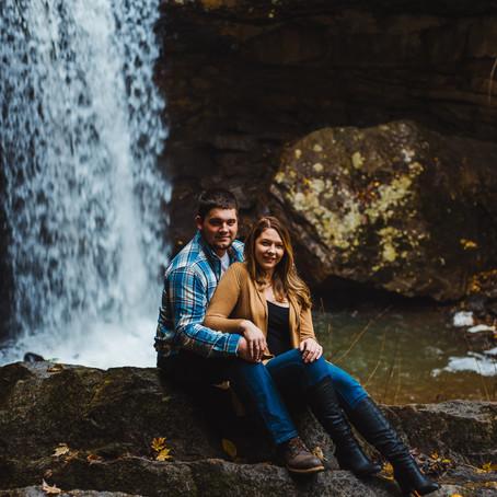 Cody + Allison | Ohiopyle Engagement