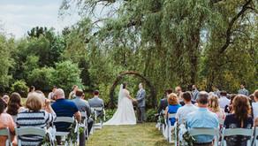 Cassie + Tim | Succop Nature Park Wedding