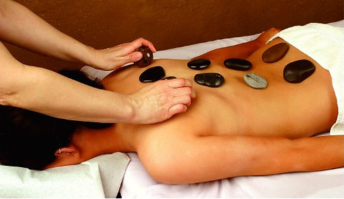 60 Minute Hot Stone/Crystal Massage