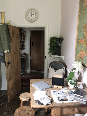 At home with... nelsonandlong