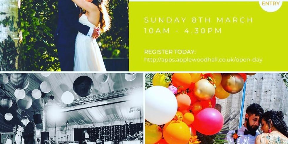 Applewood Wedding Show March 2020