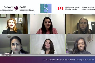 50 Years of the Status of Women Report: Looking back at the first 50 and forward to the next