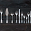 Thumbnail: Set of 24 pieces of cutlery Brick Lane