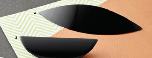 Mid-Century Modern handles