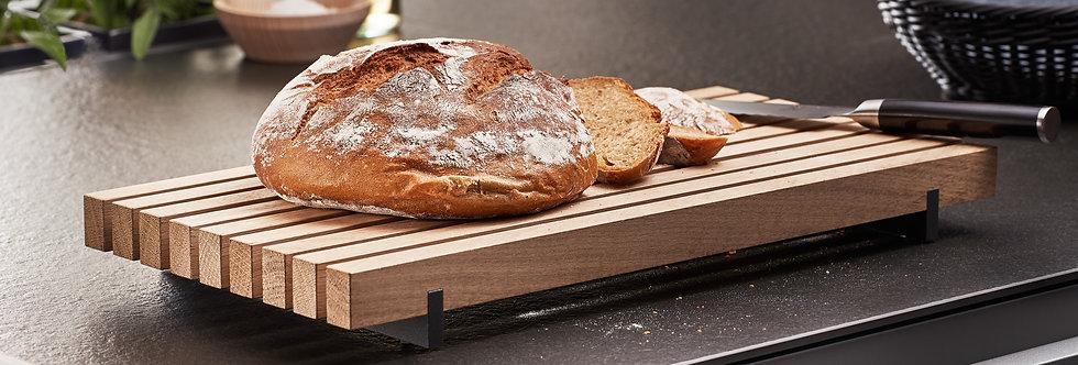 Combo bread cutting board