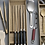 Thumbnail: L Box Luxe Set 2 - cutlery divider with knife block