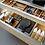 Thumbnail: L Box Luxe Set 3 - cutlery divider with spice rack