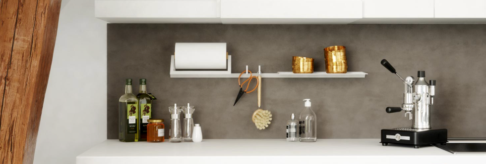 RIGA BACKSPLASH ORGANIZER