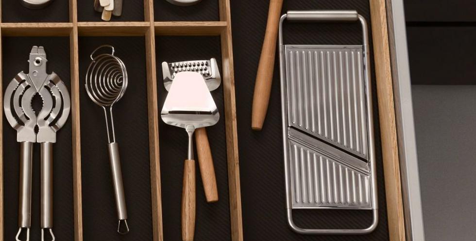Q Box cutlery divider