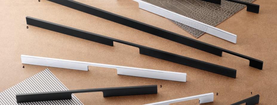 Neoteric handles