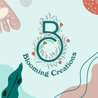 Blooming Creations Logo