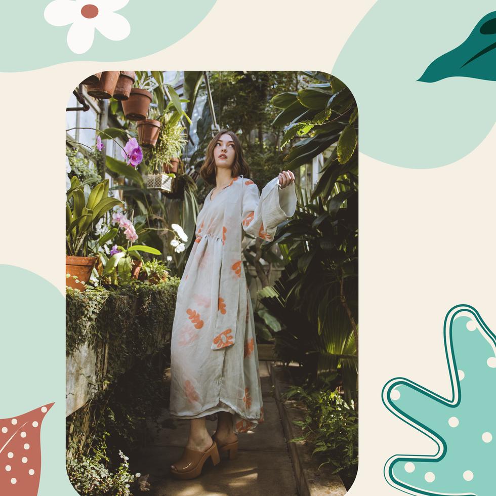 Sheer Dress Promotional Graphics