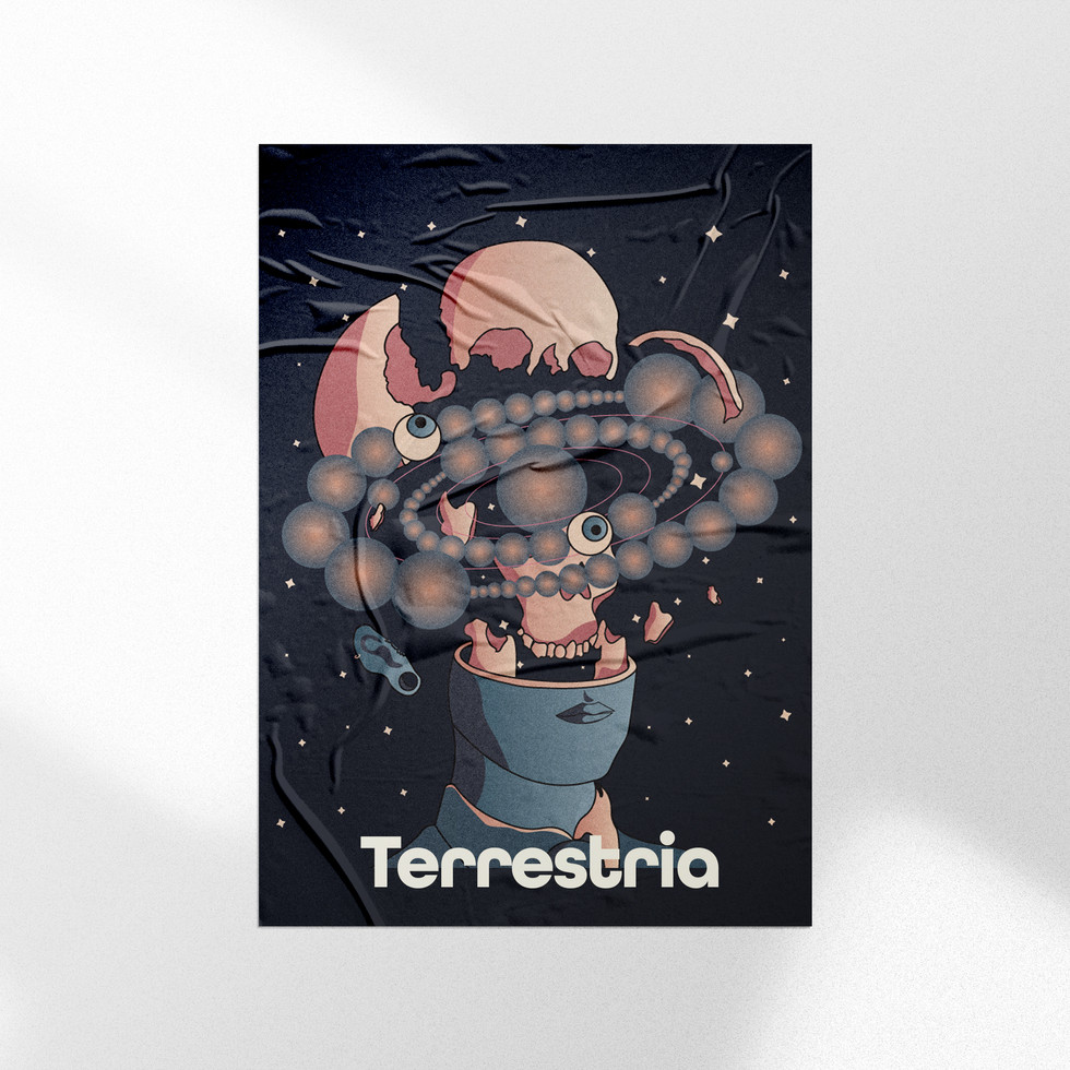 Terrestria Poster