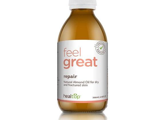 Repair - 100% Natural Almond Oil Rich in Vitamin E