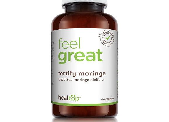 Fortify Moringa - An Ultimate Vegetarian Superfood