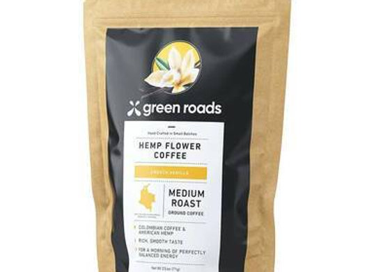 Green Roads - CBD Coffee - French Vanilla