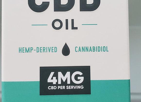 CBD Oil Tincture 4MG