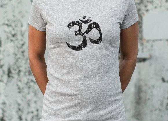 Om Symbol T-Shirt (Ladies)