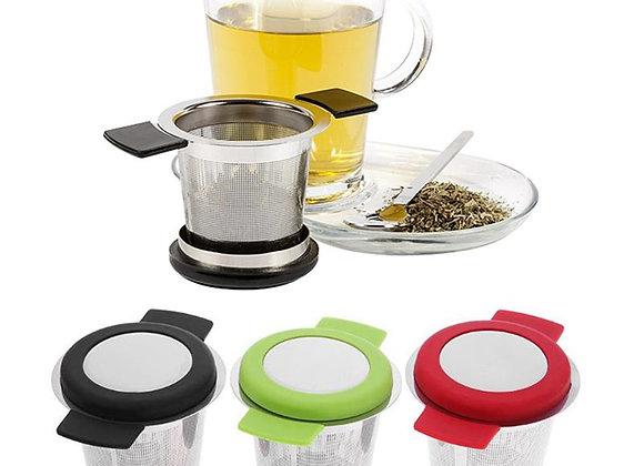 Stainless Steel Reusable Tea Infuser Basket