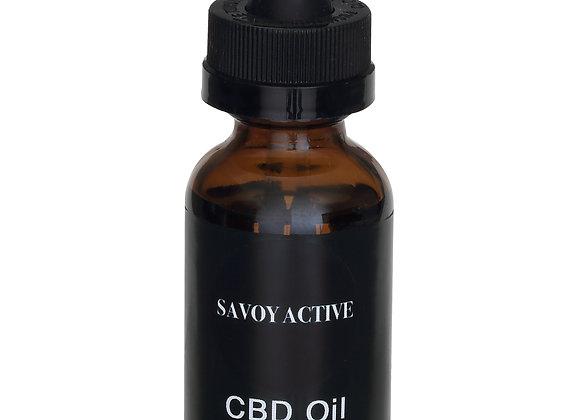 CBD Oil - Mint Tincture - 500MG CBD - 100% Natural - 30ml - Made in USA