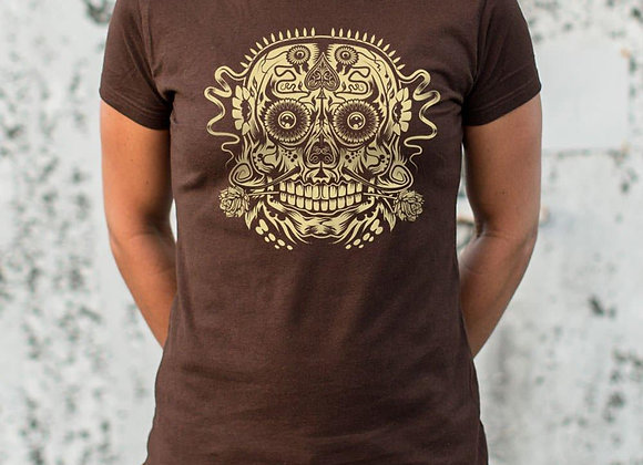Ace of the Dead Skull T-Shirt (Ladies)
