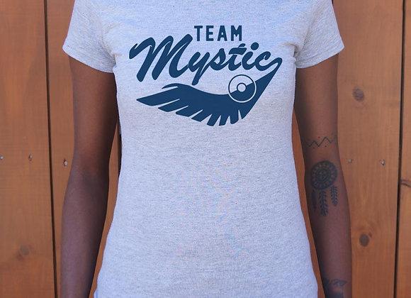 Team Mystic T-Shirt (Ladies)