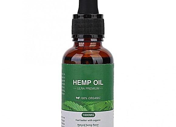 Edible Hemp-Seed Essential Oil Pain Relief Sleep Improvement Oil